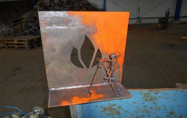 metalowa rzeźba 6